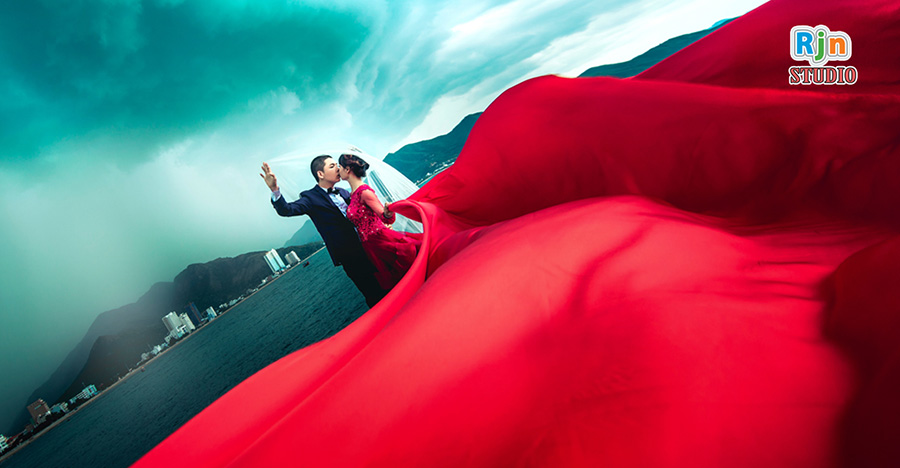 chụp hình cưới ở phú yên