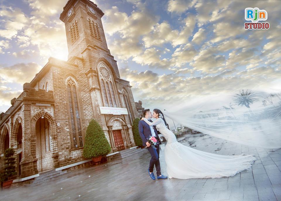 Aó cưới ở Phú Yên