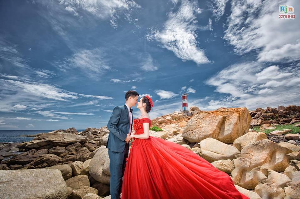 Đến RJN studio chụp hình cưới Tuy Hòa, Phú Yên để có album cưới lung linh