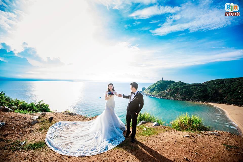 Studio chụp ảnh cưới đẹp ở Phú Yên
