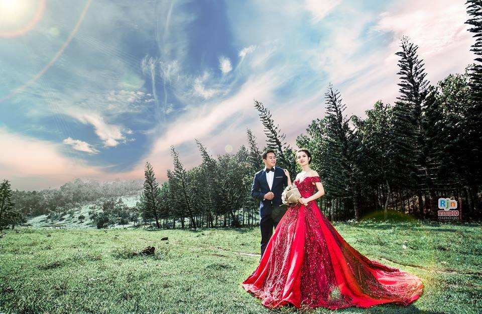 Thuê áo cưới Phú Yên