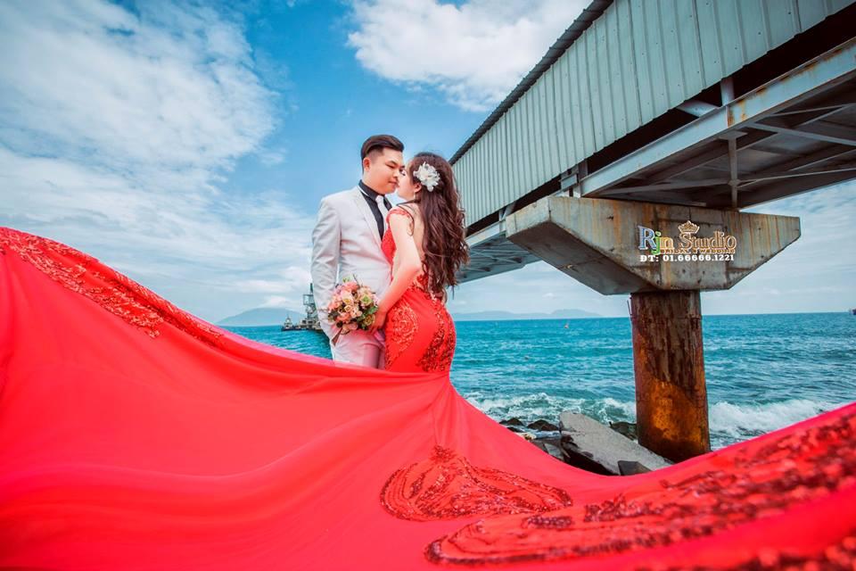 Cùng Rjn studio chia sẻ kinh nghiệm chụp ảnh cưới ở Phú Yên