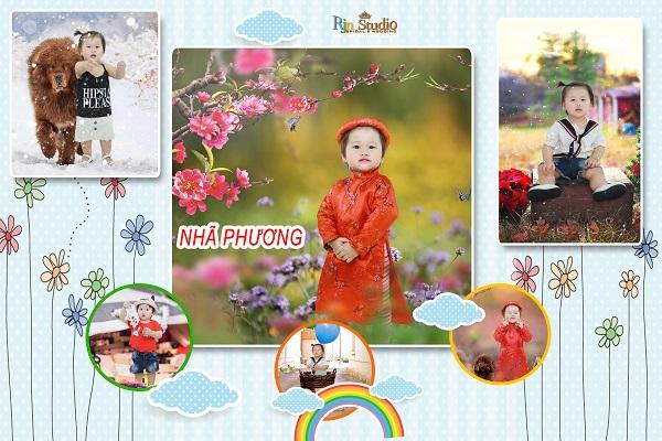 Đến với RJN Studio để chụp ảnh cho bé ở Tuy Hòa, Phú Yên đẹp...