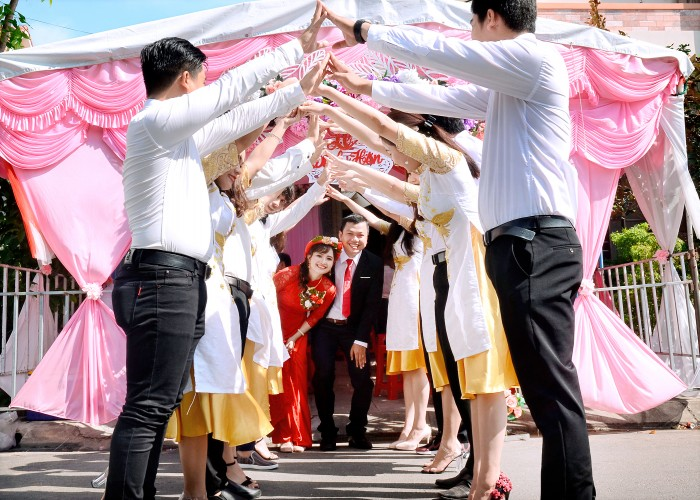 Chụp ảnh cưới truyền thống đẹp, giá rẻ chất tại Tuy Hòa, Phú Yên.